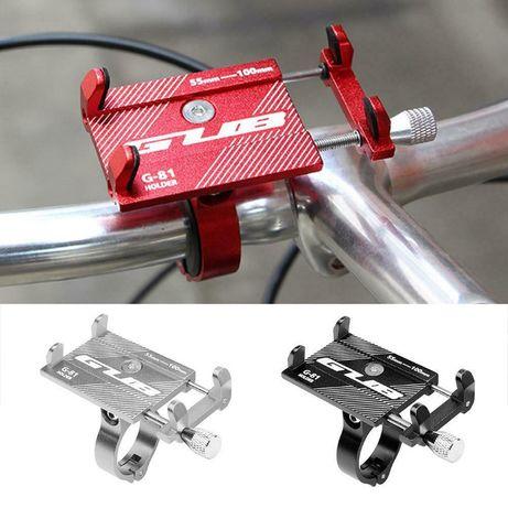Suporte de Telemóvel em Alumínio Mota / Bicicleta