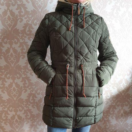 Женская зимняя куртка,парка, 48 размер ,990