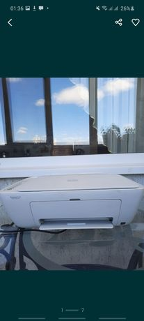 Принтер HP DeskJet 2620 with Wi-Fi