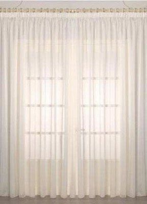 Тюль шторы из органзы, размер: 3.5*1.45м. Цена за - 2шт.