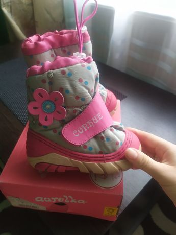 Дутики, зимове взуття, сапоги, чобітки, чоботи 19-20 13-13,5 см.