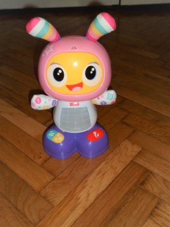 FISHER PRICE Robot BEBO BELLA Tańcz i śpiewaj ze mną PL