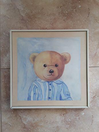 Quadro do ursinho