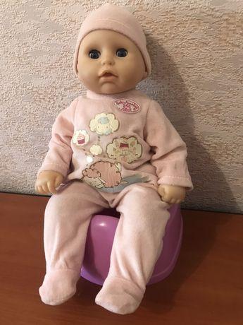 Интерактивная кукла Анабель!