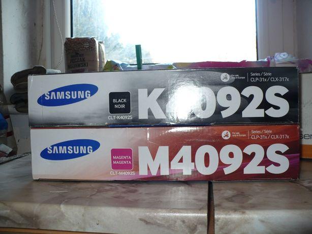 Samsung toner ORYGINAŁ CLT-M4092S CLP-310,CLP-315,CLX-3170,3175