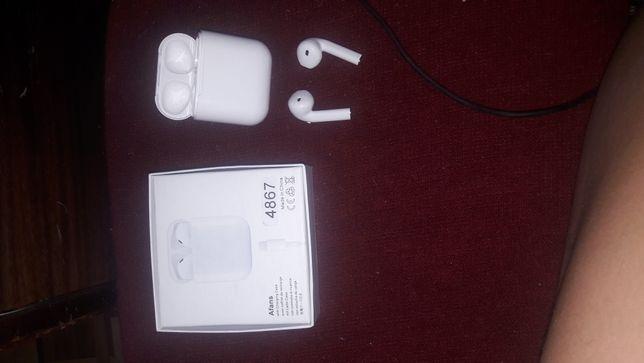 Беспроводные наушники iFans I8 White