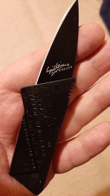 Nóż karta