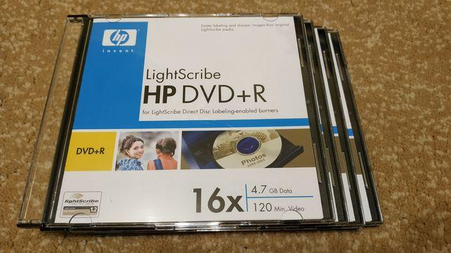 DVD+R hp (slim box)