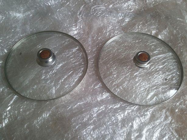 Крышка сковороды 32 см. и кастрюли, сковородки, стеклянная новая