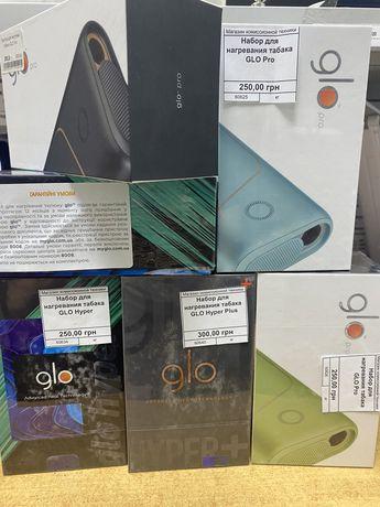 GLO Pro, GLO Hyper, Glo Hyper Plus