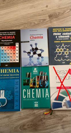 Książki matura chemia poziom rozszerzony