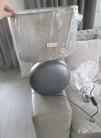 Lampa stołowa Ceramiczna Lino Fischer & Honsel