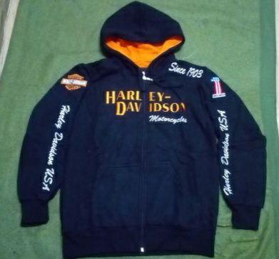 Harley Davidson nowa bluza z kapturem XL