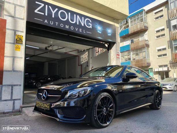 Mercedes-Benz C 220 d Aut.