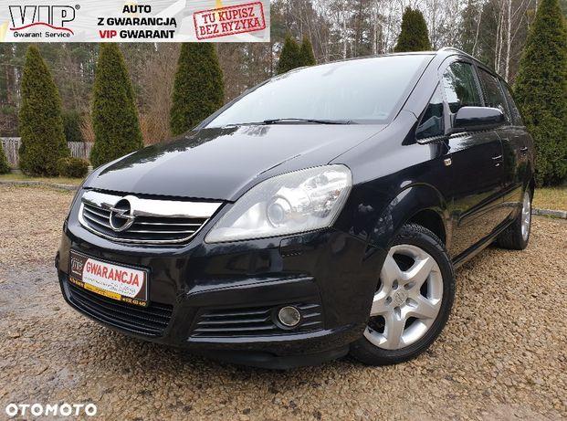 Opel Zafira 1.8 140KM LIFT Serwis 7 OSOB XENON Gwarancja VIP Bezwypadkowy OPŁACONY