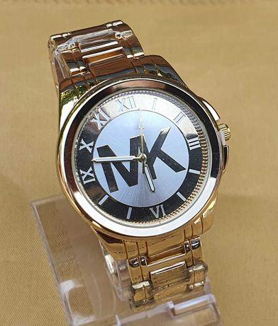 Zegarek MK Michael Kors klasyczny styl i elegancja Gold