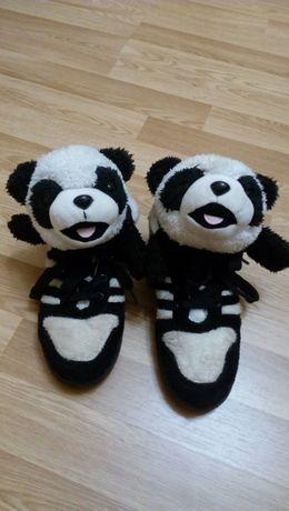 Кросівки для дівчаток Панда, 22,5 см.