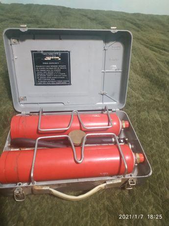 туристична газова плита ПГ-1Т