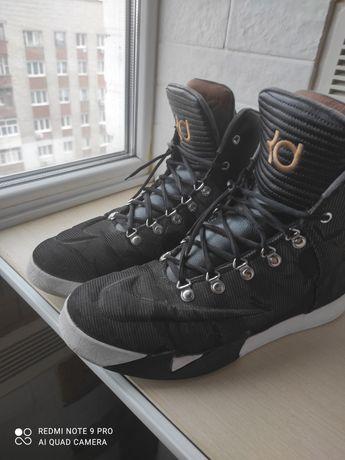 Оригинальные  баскетбольные кроссовки Nike kd