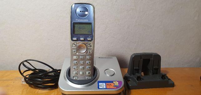 Радиотелефон Panasonic KX-TG7207UA. 200 грн.