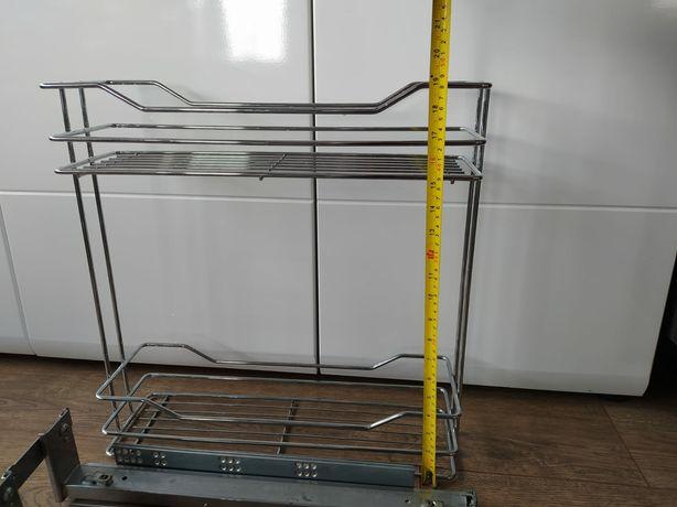 Cargo Kargo kosz półka na prowadnicach Blum Tandem Plus 30kg