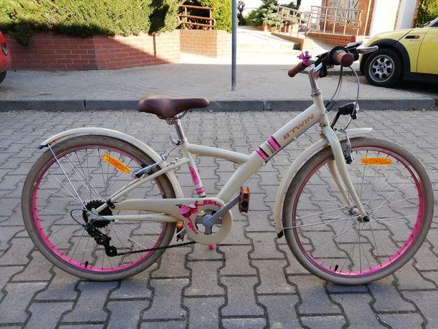 Sprzedam dziewczęcy rower