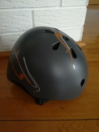 Kask Decathlon 48-52 cm na rower lub rolki