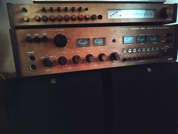 RADMOR 5102 +tuner + głośniki