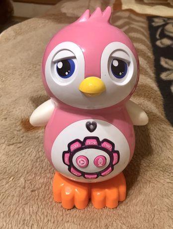 Продам интерактивную игрушку Пингвин