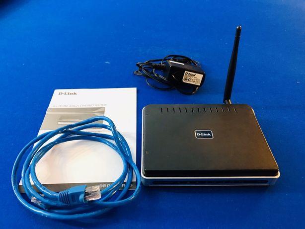 Беспроводной маршрутизатор D-Link DIR-300/NRU