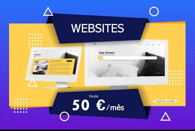 Websites e Aplicações
