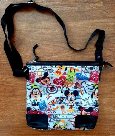 Миккимаус сумка Disney на шлейке