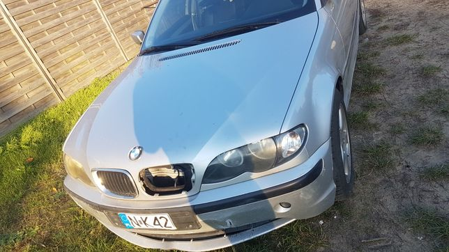 Maska bmw e46 lift