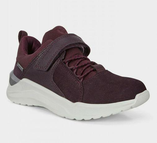 ECCO gore-tex 32 р. полуботинки кроссовки для девочки ессо