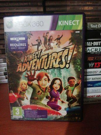 Xbox360 kinect adventures
