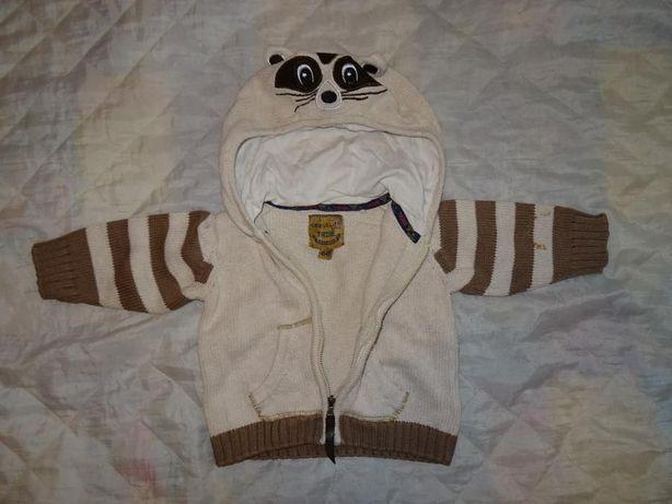Sweterek chłopięcy roz.68