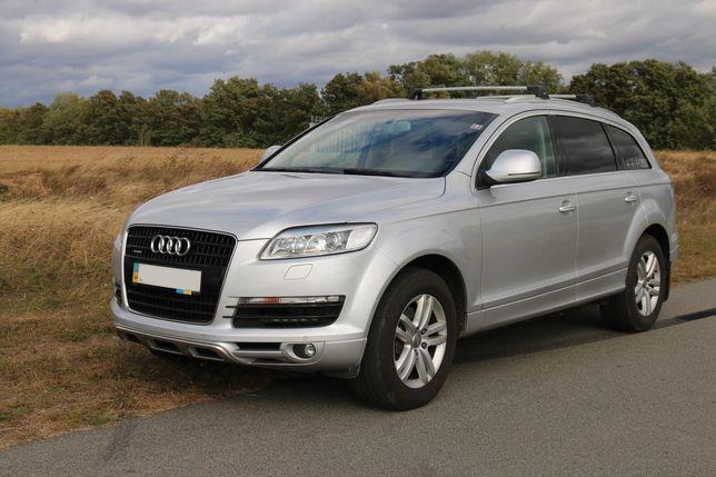 Audi Q7 2008 4.2 TDI ABT