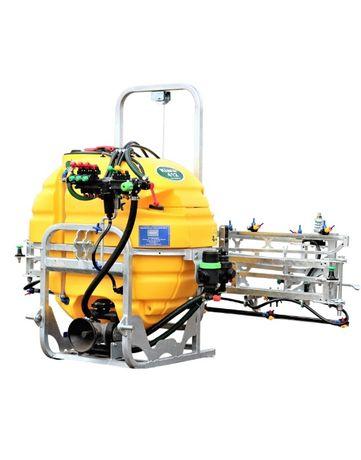 Opryskiwacz polowy KLARA 400 3-zbiornikowy Rapid+fermo+głowice TOLMET