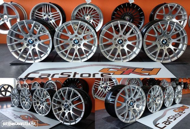 """Jantes BMW Style 359 18"""" 8+9 et35 5x120"""