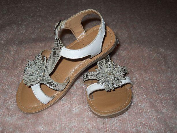 Sandały skórzane, 29