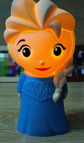 Ночник Philips Disney Эльза