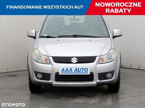 Suzuki SX4 1.6 VVT, Salon Polska, 1. Właściciel, Serwis ASO, 4X4, Klimatronic,