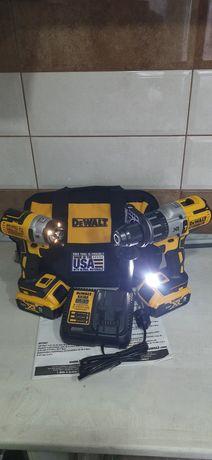 Продам аккумуляторный набор DEWALT DCK299P2