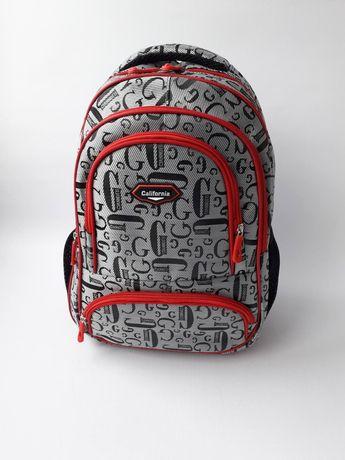 Школьный рюкзак california