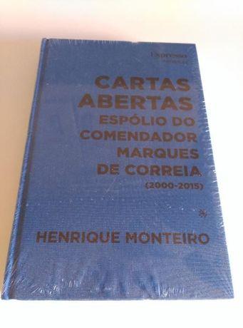 Cartas Abertas, de Henrique Monteiro - Jornal Expresso