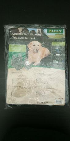 Proteção: bancos do carro (materiais ou animais)