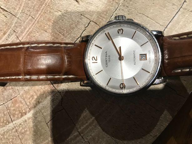 Фирменные швейцарские часы Certina