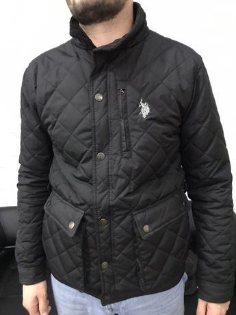 Куртка мужская оригинал  U.S. Polo Assn. Men's Diamond-Quilted Jacket