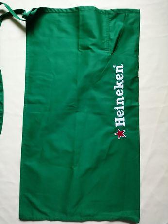 Зелений кухонний кулінарний фартух Heineken