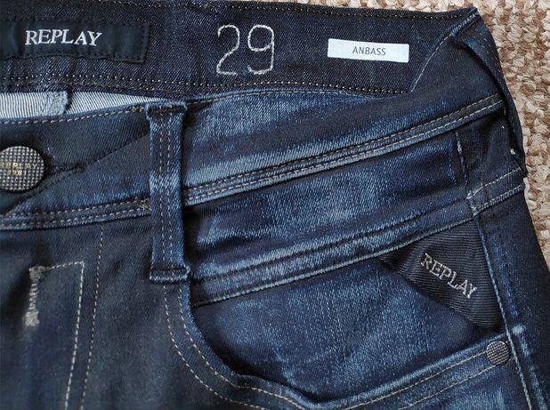 REPLAY Anbass джинсы skinny оригинал W29 L32